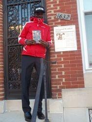 Harlem visits Baltimore  11/7/14