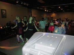 More dancing. fun group of guests