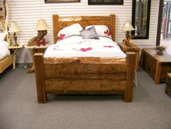 Queen , Cedar bed frame