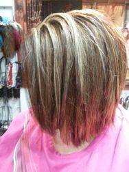 Hair by van