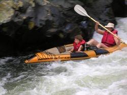 River Kayak trip