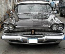 34.59 Plymouth Savoy.