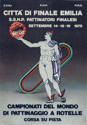1979 - Finale Emilia, Italy