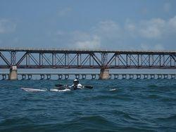 Flaggler Bridge - Florida Keys