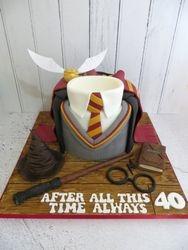 Katie's 40th Birthday Cake