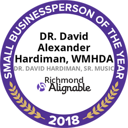 SMALL BUSINESSPERSON OF THE YEAR 2018 RICHMOND ALIGNABLE