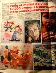Udklip af artikel Ugeavisen Odense 2007