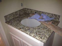 entry powder bath vanity
