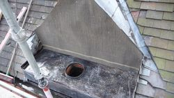 new lead tray fiited