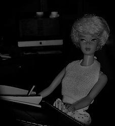 Blog Barbie