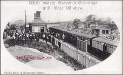 Blackheath Station.
