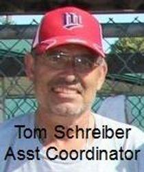 Tom Schreiber - Assistant Coordinator