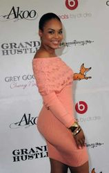Demetria McKinney Attended The AKOO 2nd Annual 'A King Of Oneself Brunch'