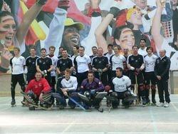 NZ and RSC- Darmstadt