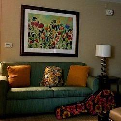 Santa Fe Hotel Room