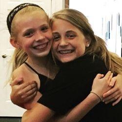 Cheer team friendship!