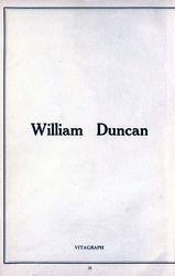 WILLIAM DUNCAN (NO PHOTO)