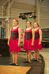 Performance at the Aviation Museum