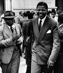 Mandela and OliverTambo