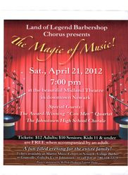 Show Flyer 2012