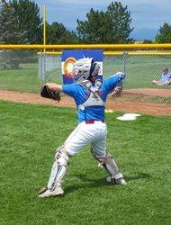 Focusing on throwing mechanics