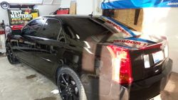 Cadillac CTS 20% only at Tint Masters of Beavercreek