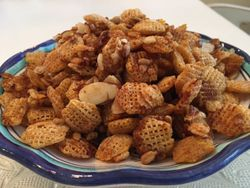 Home Made Party Snack Mix!