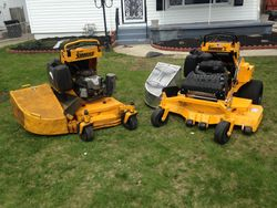 "36"" and 52"" Stander Mowers"