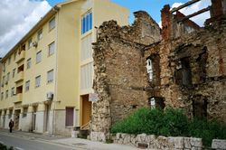 Santica Street, Mostar (2004)