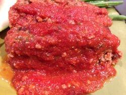 Meatloaf Italian Style