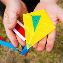 World Smallest Kite