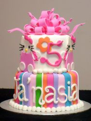 Hello Kitty Cake3