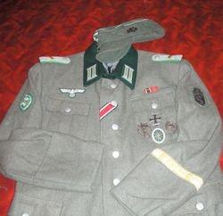 Gebirgsjäger Oberleutnant