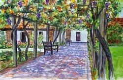 San Luis Obispo Mission Prep School Garden