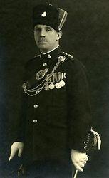 Raymond Oswald Cafferata KPM