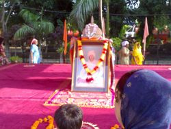Shri 108 Sant Gareeb Dass Ji Maharaj