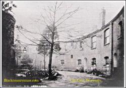 Worcester City Prison. c1880s