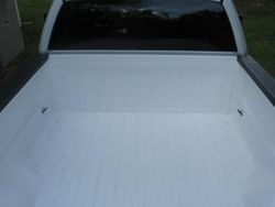 Fiberglassed in Truck Bed