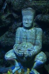 Underwater Budda