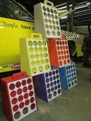 Color samples for custom bulk orders