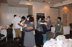 Sharing Hugs and LOVE!