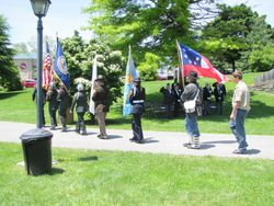 May 2013 Wytheville Memorial Service