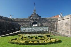 The fort in Povoa de Varzim