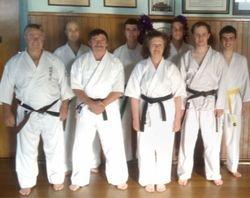 2015 Looking forward to Karate!
