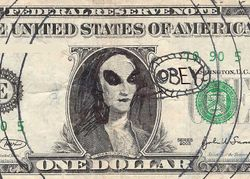 Obey Dollar Bill