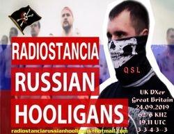 Radio Stancia Russian Hooligans