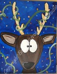 Deer Tangle