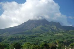 Mount Pelée (the volcano)