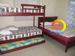 Dormitorio 1 para 5 personas con baño privado