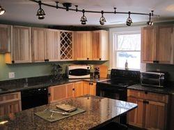 modern kitchen vacation rental